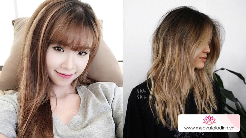 15 kiểu tóc nâu hạt dẻ đẹp dịu dàng, tự nhiên cho bạn gái