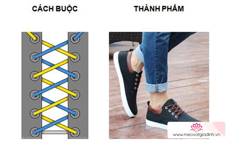 5 cách buộc dây giày mới lạ và đẹp mắt, xóa tan sự nhàm chán trên đôi giày bạn