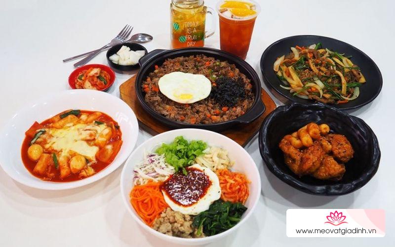 Top 5 quán ăn Hàn Quốc ngon, nổi tiếng nhất ở Quận 3