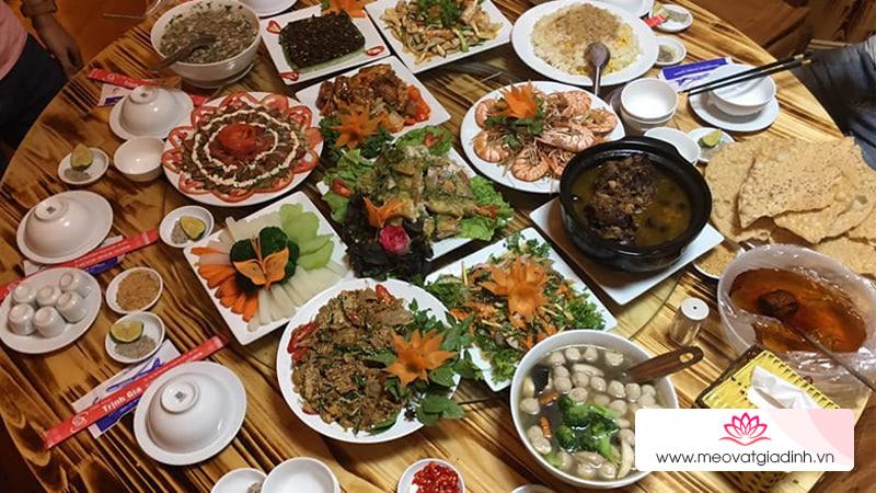 Nhà hàng Trịnh