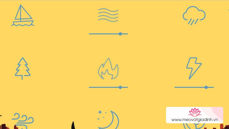 5 website tổng hợp âm thanh giúp bạn tập trung học, làm việc, thư giãn