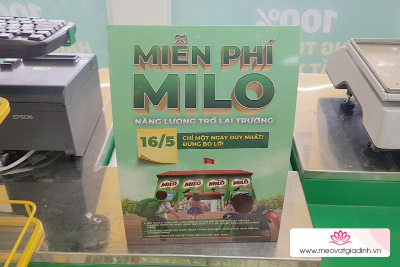 Mẹo vặt Gia đình cùng Nestle trao tặng hàng nghìn lốc Milo mừng học sinh quay trở lại trường