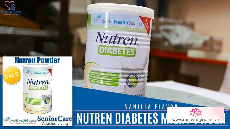 Các sản phẩm sữa dành cho người bị tiểu đường
