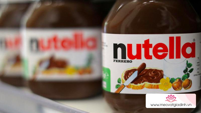 Các thương hiệu Nutella ngon nhất được nhiều người tin dùng