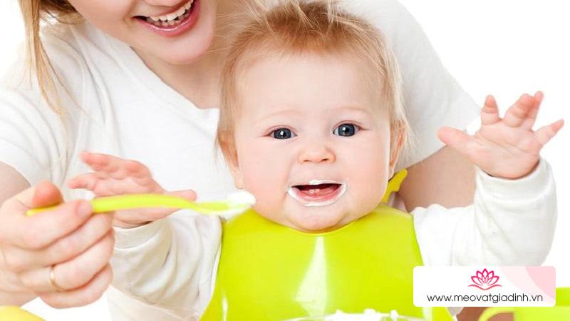Cách chọn mua sữa chua và các loại sữa chua tốt nhất cho bé 6 tháng tuổi