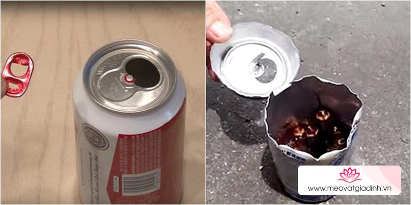 Cách diệt gián bằng lon bia cực độc lạ