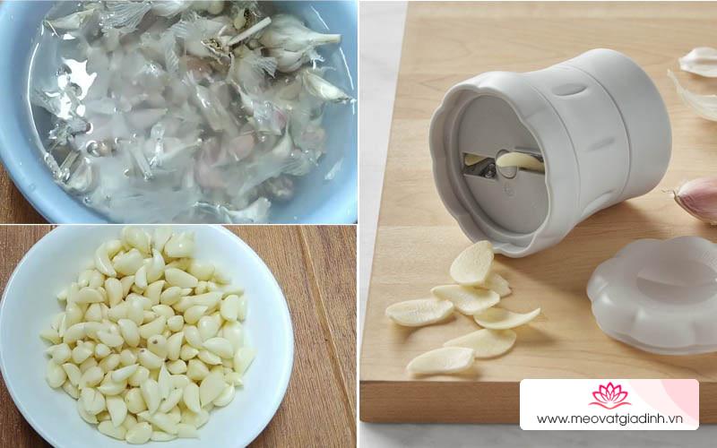 Cách làm các loại bột gia vị (bột hành, bột tỏi, bột gừng,…) bằng nồi chiên không dầu tại nhà