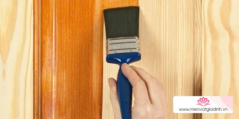 Cách làm sạch đồ gỗ trong nhà để đón Tết