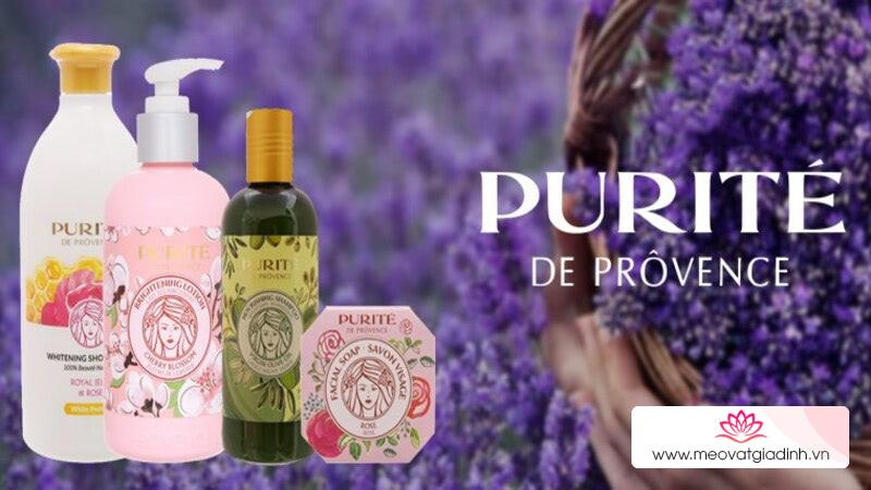 Dầu gội Purité dùng có tốt không? Giá bao nhiêu? Nên mua ở đâu?