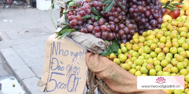 Hoàng Anh Gia Lai mang nguồn trái cây sạch đến với Mẹo vặt Gia đình