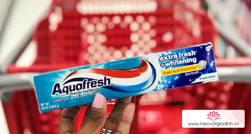 Kem đánh răng Aquafresh của nước nào? Sử dụng có tốt không?