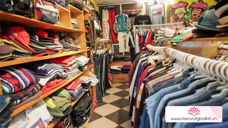 5 địa chỉ thrift shop đồ second hand đẹp hơn cả hàng hiệu ở TP.HCM