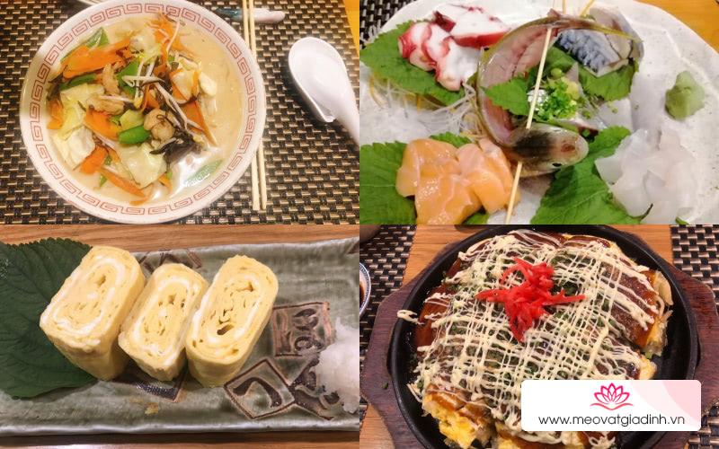 Mê đồ Nhật thì không thể nào bỏ qua 5 quán ăn, nhà hàng Nhật nổi trứ danh ở Bình Thạnh