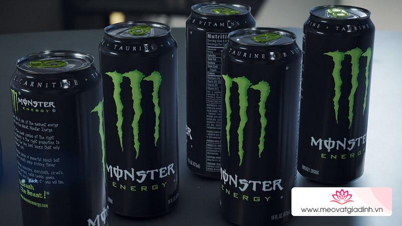 Monster Energy – Thương hiệu nước tăng lực nổi tiếng đến từ Mỹ