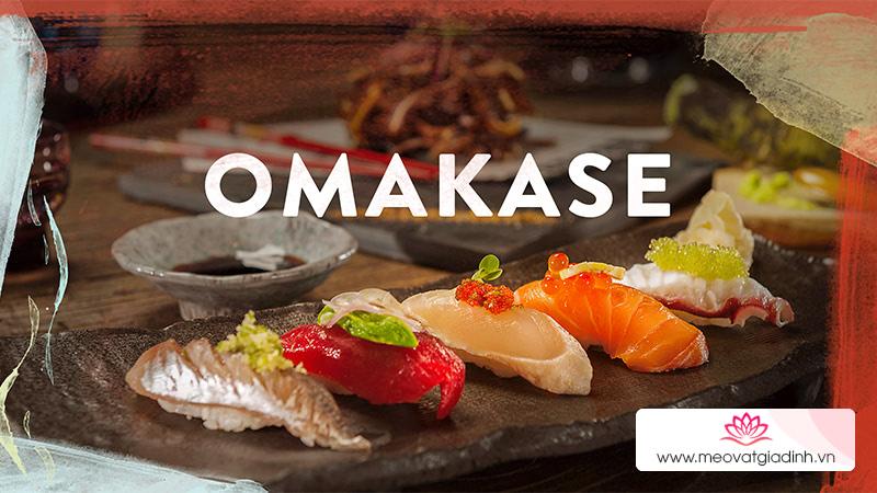 Omakase là gì? Tại sao người Nhật sẵn sàng chi tiền cho loại hình ẩm thực cầu kỳ này?