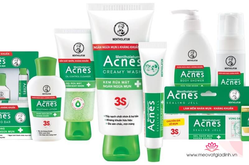 Sữa rửa mặt Acnes có tốt không? Một số loại sữa rửa mặt Acnes tốt nhất hiện nay
