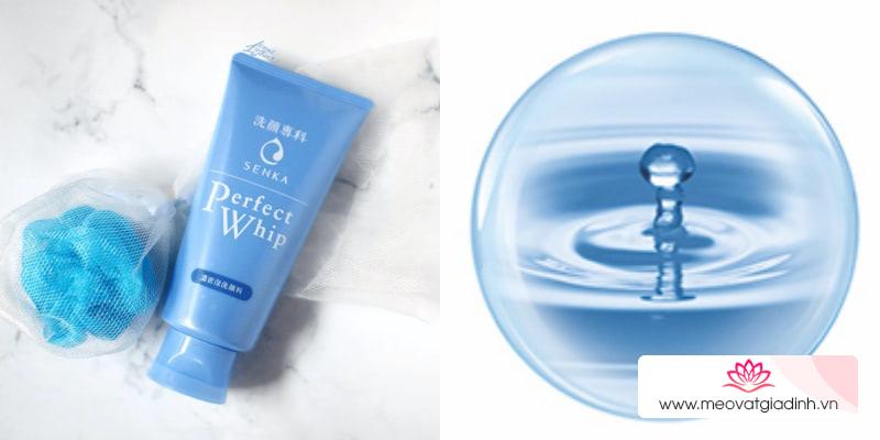 Thành phần của sữa rửa mặt Senka có gì mà lại tốt đến như vậy?