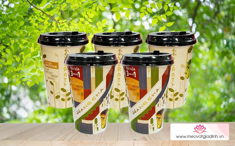 Thèm trà sữa chẳng cần order, đã có trà sữa Wangcha cực ngon cực tiện
