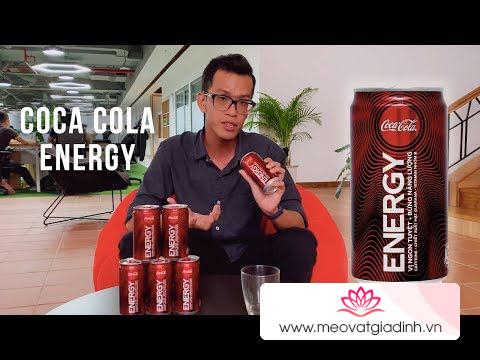 Trên tay nước tăng lực thế hệ mới Coca Cola Energy, mới lạ và độc đáo từ thiết kế đến hương vị