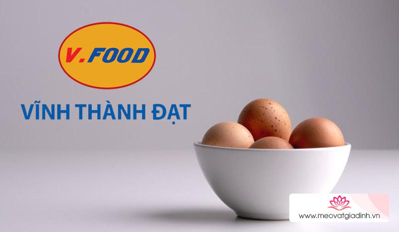 Trứng V.Food có những loại nào?