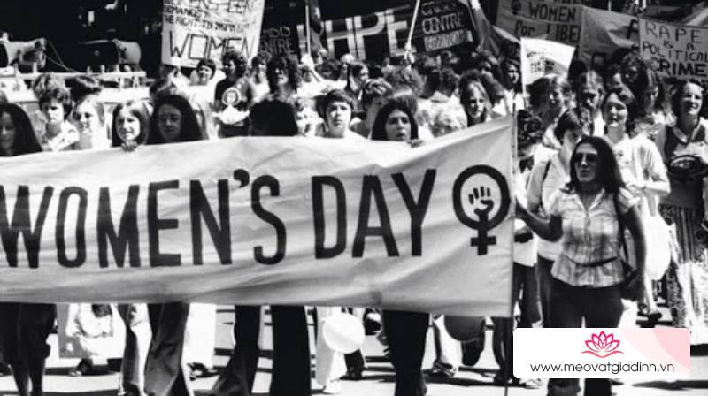 Ý nghĩa, nguồn gốc ngày quốc tế phụ nữ Việt Nam