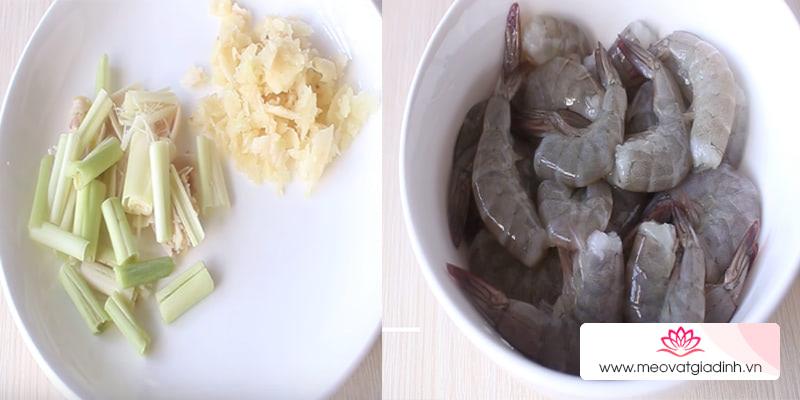 Cách làm tôm khô ngon bằng lò nướng để dành ăn dịp Tết