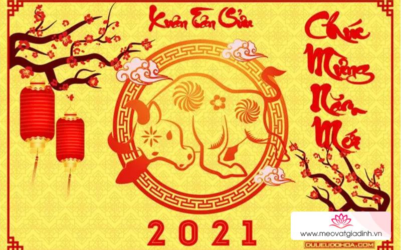 Còn bao nhiêu ngày nữa đến Tết nguyên đán Tân Sửu 2021?