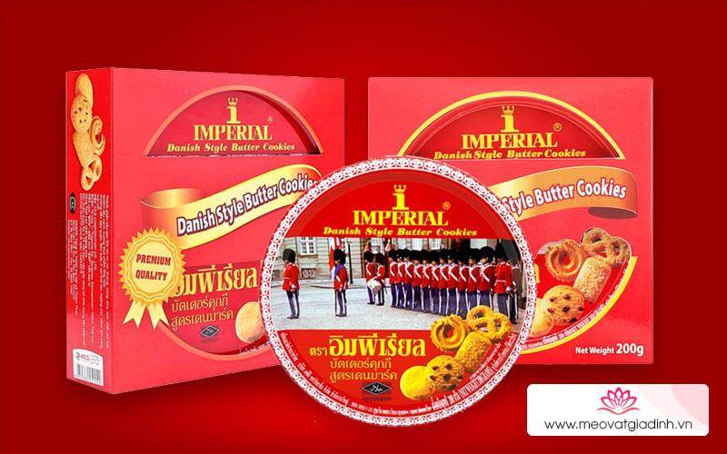 Bánh quy bơ kiểu Đan Mạch Imperial