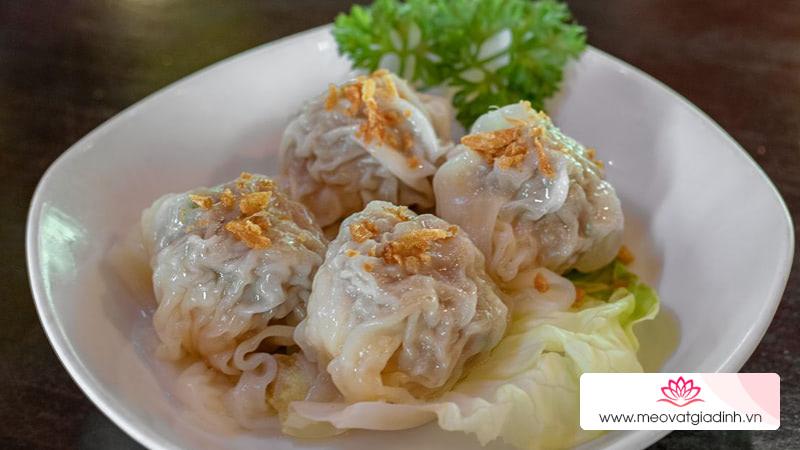 Những món ăn đặc trưng của người Hoa dịp Tết ở Việt Nam