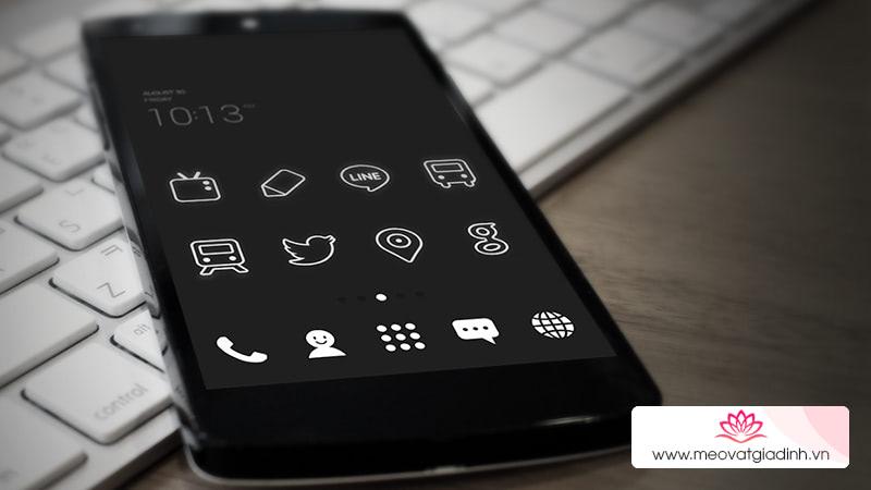 Tiết kiệm pin smartphone Android 1