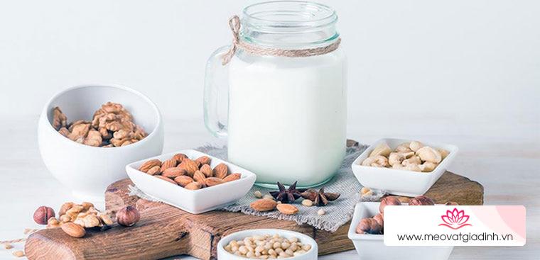 19 công thức sữa hạt tốt các mẹ nên lưu lại nấu cho cả nhà thưởng thức