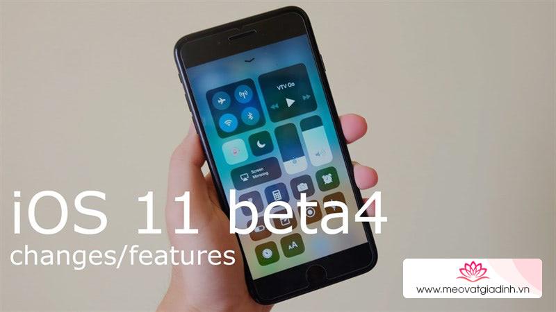 20 tính năng cực hay trên iOS 11 beta 4 bạn đã biết chưa?