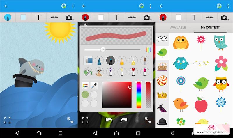 Tải và cài 4 ứng dụng độc quyền của Sony cho máy Android khác
