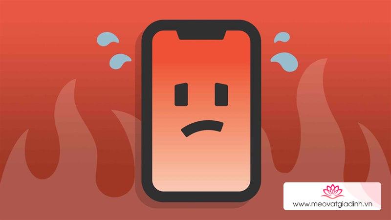 5 cách hạ nhiệt smartphone nhanh chóng trong thời tiết nóng bức