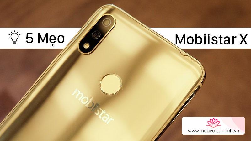 5 mẹo hay khi dùng Mobiistar X: Bật Facemoji, tắt tai thỏ, đặt vân tay,…