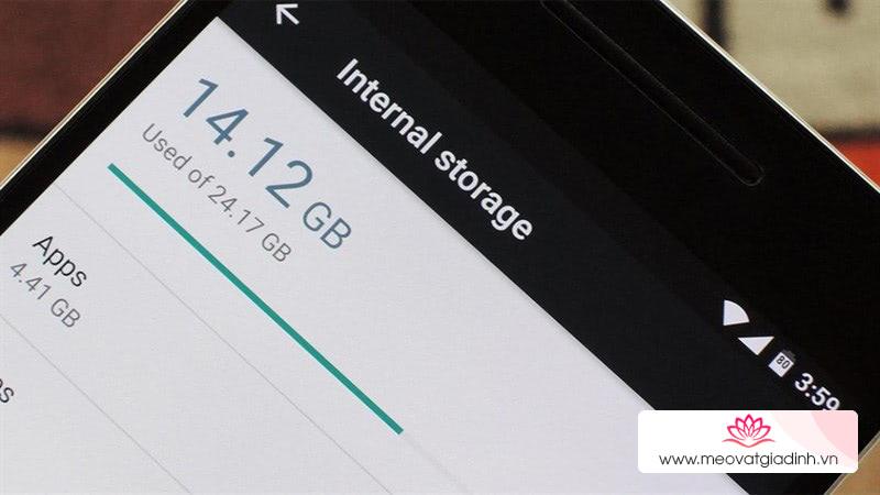 6 cách tăng bộ nhớ cho smartphone Android cực hiệu quả