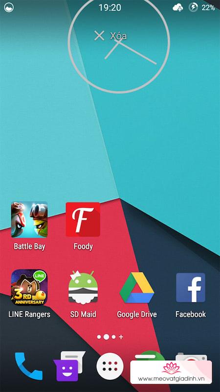 Mẹo tăng tốc android 4
