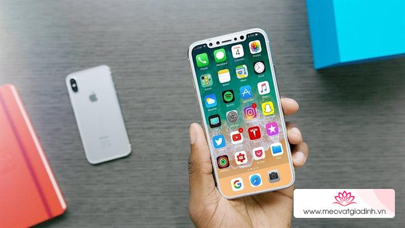 """9 tính năng đỉnh trên iPhone X đáng giá cả """"nghìn đô"""""""