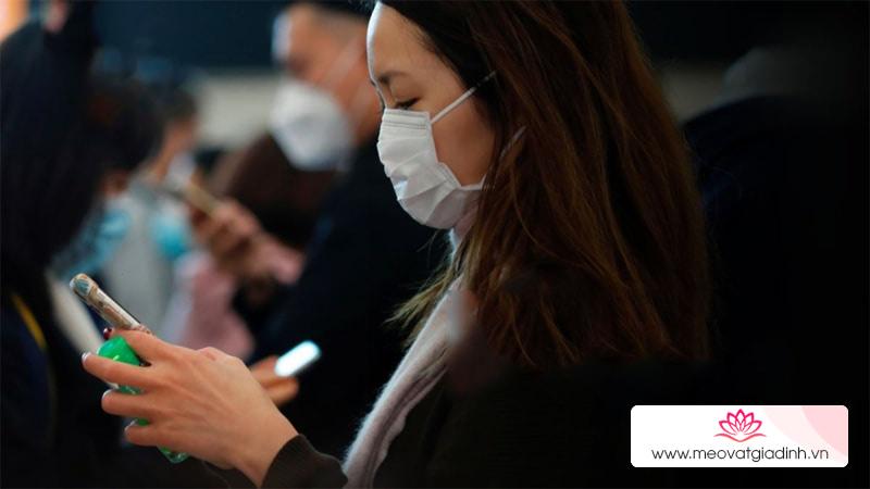 Cách cập nhật trực tiếp tình hình dịch cúm virus viêm phổi Vũ Hán