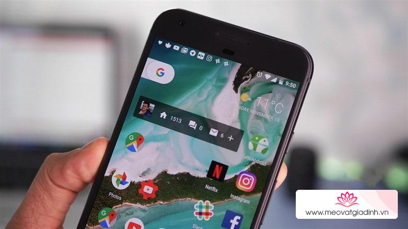Cách đem Launcher Android P lên smartphone Android của bạn