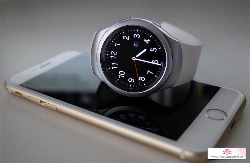 Cách kết nối và sử dụng Samsung Gear S2, Gear S3 trên iPhone