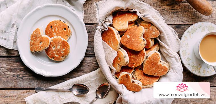 Cách làm bánh quy bơ không cần lò nướng