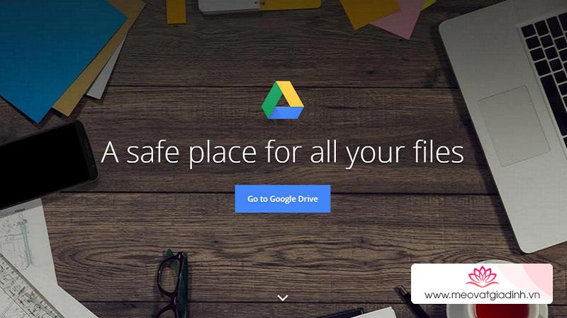 Cách nhận miễn phí 1000 GB dung lượng lưu trữ Google Drive