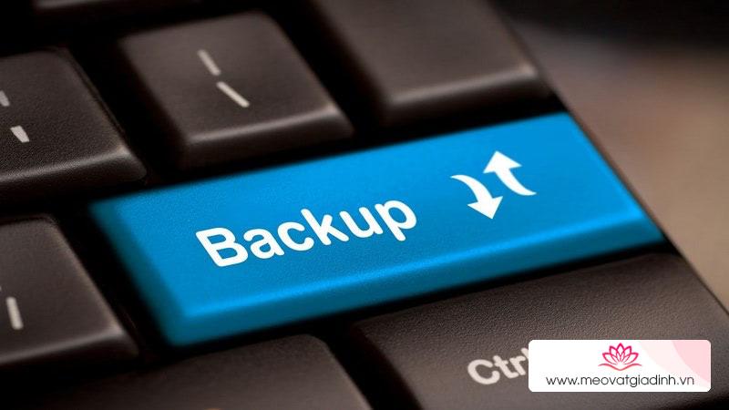 Cách nhận miễn phí phần mềm sao lưu dữ liệu Backup4all giá cả triệu đồng