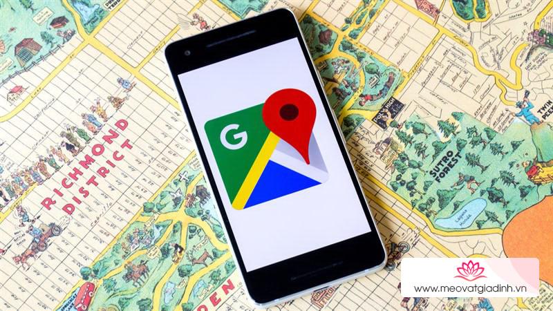 Cách tự tạo bản đồ 'thiên đường' ăn uống của chính bạn bằng ứng dụng Google Maps