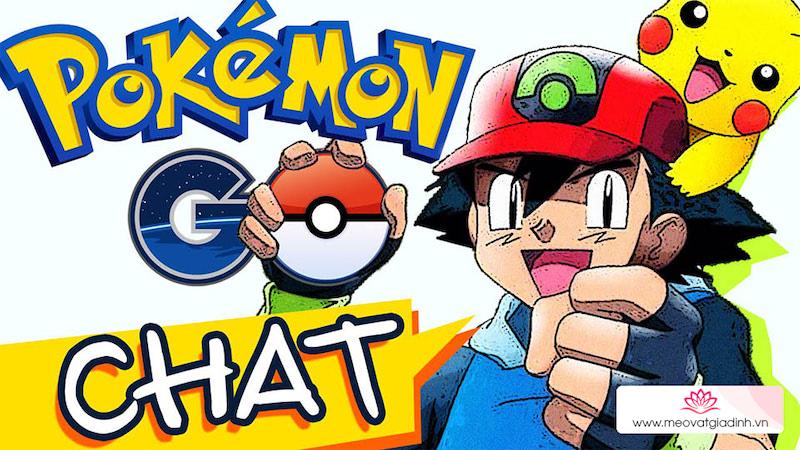 Cách vừa săn thú cưng, vừa giao lưu với các game thủ Pokémon xung quanh