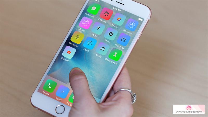 Cùng là iPhone, nhưng tại sao giao diện của tôi lại đẹp hơn của bạn?