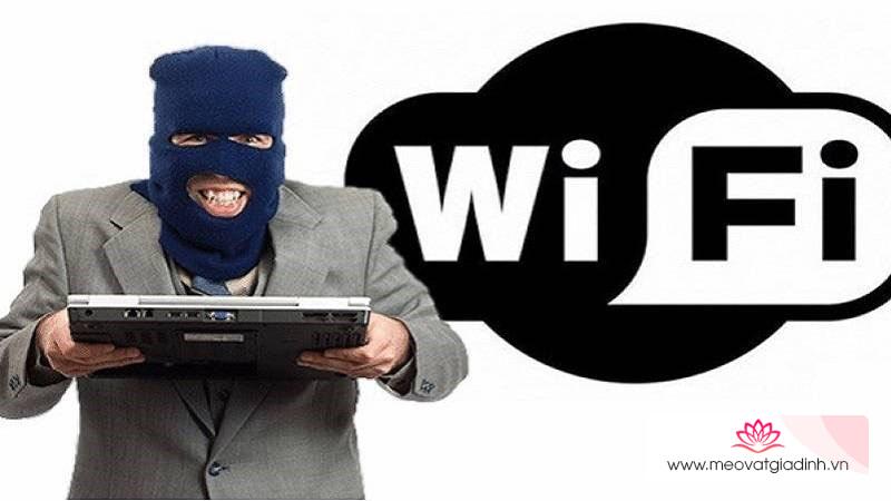 Đây là cách đơn giản xem Wi-Fi của bạn có ai xài trộm hay không?