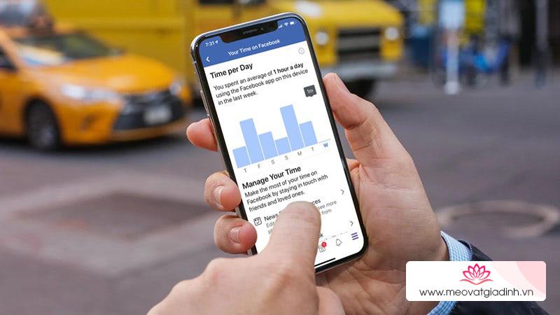 Facebook cập nhật tính năng quản lý thời gian, bạn đã dùng thử chưa?