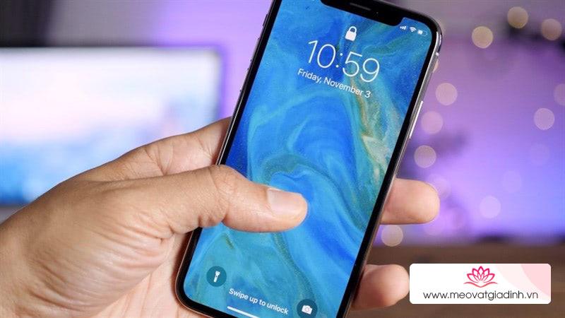Đem hình nền động độc quyền trên iPhone X sang các máy iPhone khác